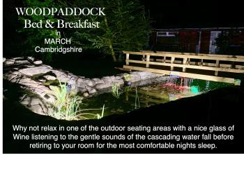 Woodpaddock B&B - Tranquil settings