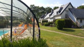 L'Arbre VOYAGEUR chambres d'hôtes avec piscine