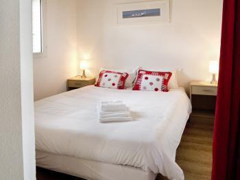 chambre mini villa