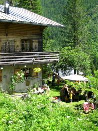 Summertime at The Chalet