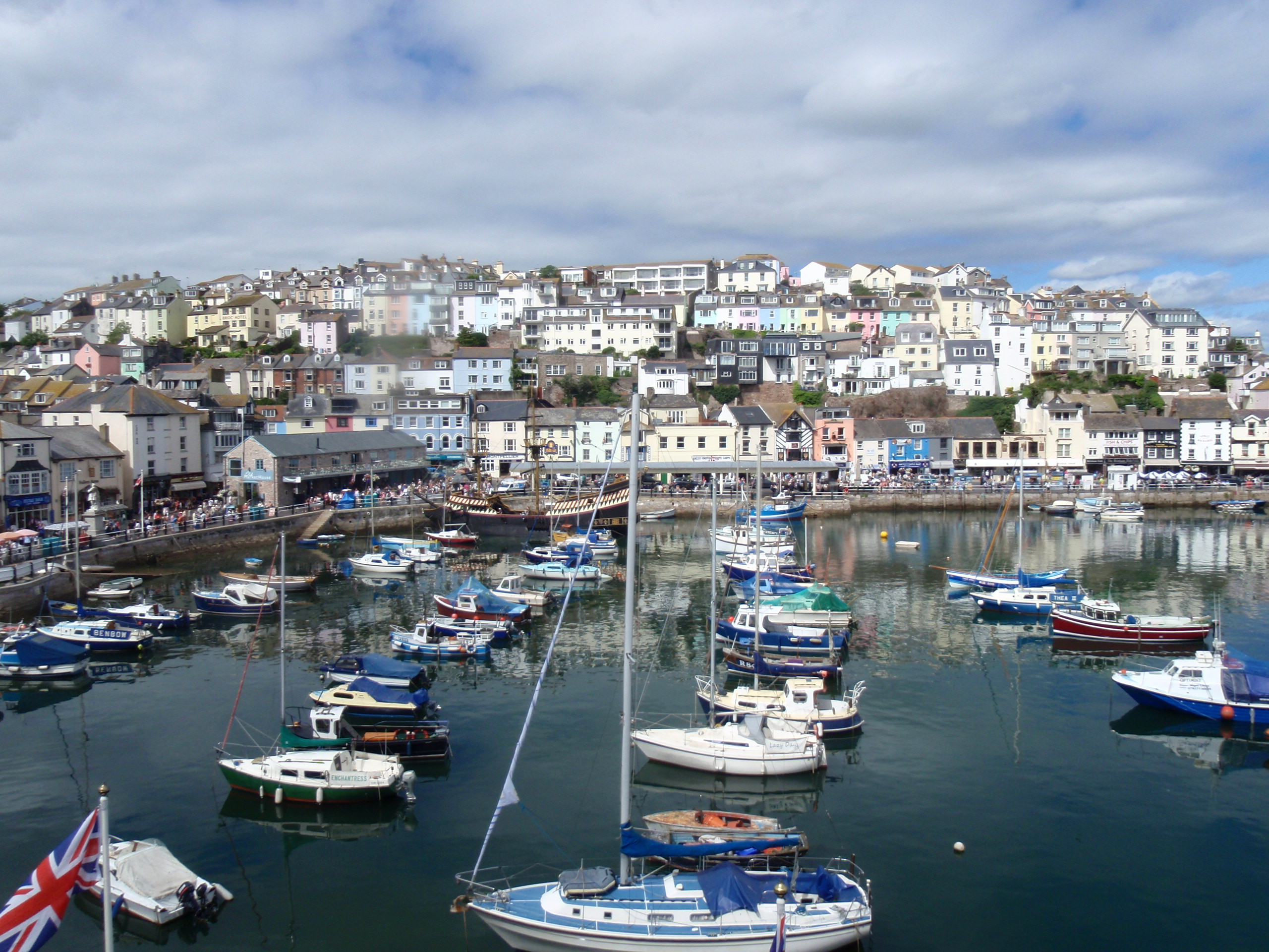 Brixham has many annual fun and interesting events that take place throughout the year.