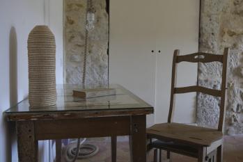 Ô Potager-Famille-Confort-Salle d'eau-Vue sur le vignoble
