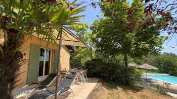 Gîte-Villa-Salle de bain-Vue sur la campagne-Emeraude - Tarif de base