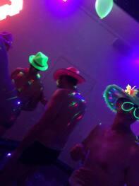 salle discothèque