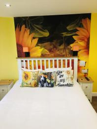 Double room-Deluxe-Ensuite with Shower-Patio-Sunshine Suite - Base Rate
