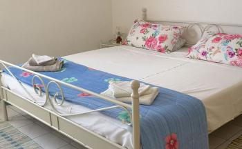 Schlafzimmer 1 © Ferienwohnung Casa Belle Vacanze