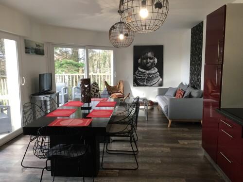 Appartement-Douche-4-6 pers Etage AMBLETEUSE