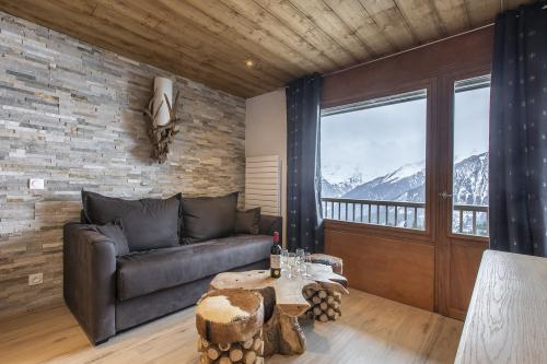 Appartement 615 avec Balcon - Vue sur Montagne