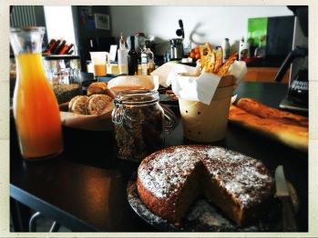 Petit-Déjeuner maison