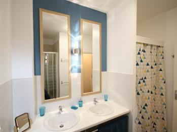 La Fontaine, salle de douche