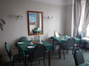 The Rob Roy Guest House - Breakfast room