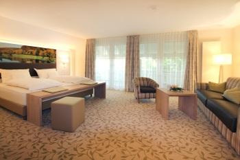 Doppelzimmer-Premium-Ensuite - Basistarif
