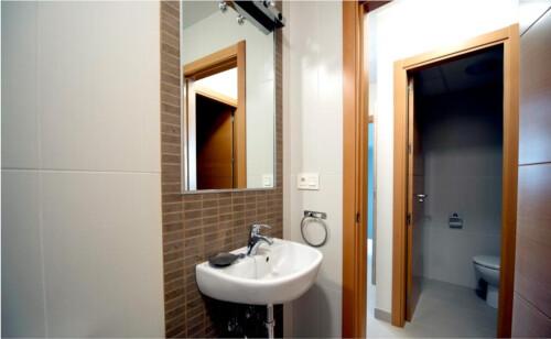 Apartamento-Baño con ducha - Tarifa Base