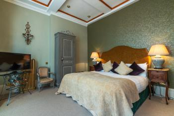 Perrier Jouet | Feature Double Guest Room | Blanch House