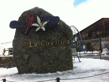 """Zona/Recreativa Estación de Esquí """"La Covatilla"""""""