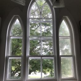 Innisfree Bed & Breakfast - 1855 Historic Window