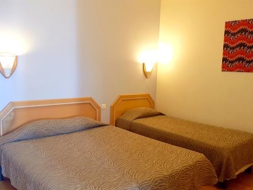 Quadruple-Confort-Salle de bain Privée-Vue mer