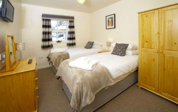 Bainton Room | Double or Twin | En-Suite | Ground Floor