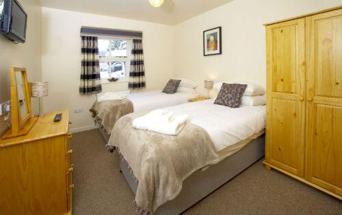 Bainton Room | Double or Twin | En-Suite | Ground Floor