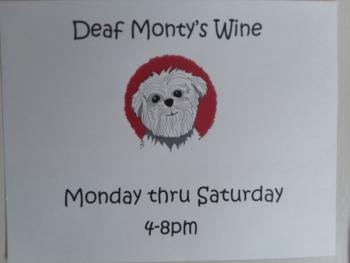 Deaf Monty's Wine Bar/Retail Shop