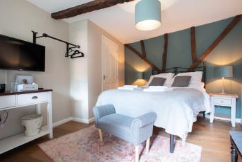 The Talkhouse - Double Bedroom Ensuite