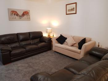 Pleasant Point Holiday Cottages - Pleasant Point Lounge