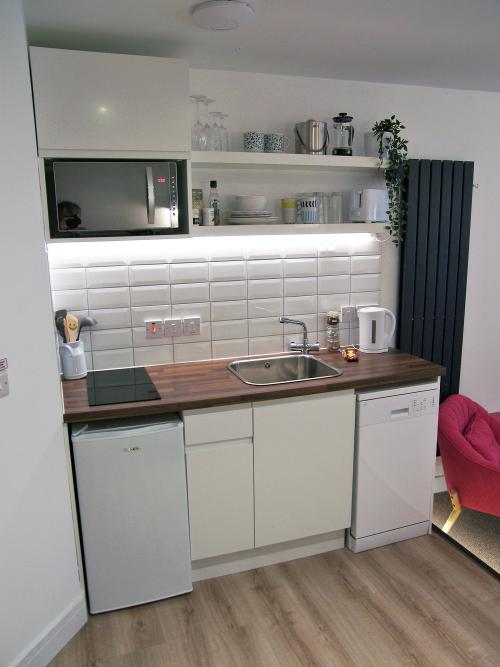 Loft-Private Bathroom-Flat 2