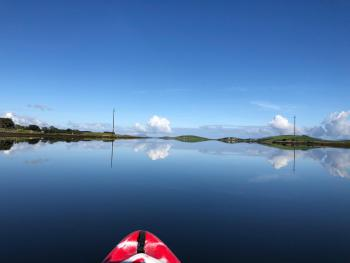 Many of our guests choose to Kayak on Clew Bay