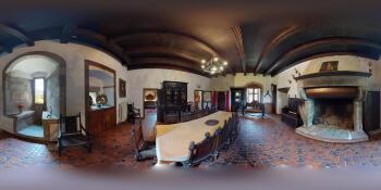 Appartement-Lune de Miel-Salle de bain-Vue sur la campagne-Médiéval - Tarif de base