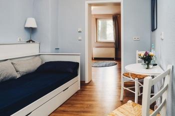 Familienzimmer Einzelbett