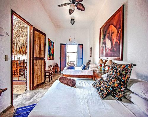 Suite-Premium-CPL-Baño con ducha-Vista al Mar - Tarifa Base