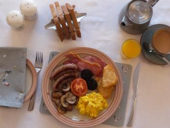 The Full Old Posthouse English Breakfast