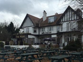 The Weir Hotel -