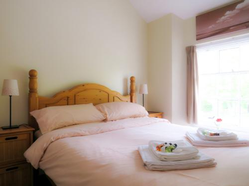 Double room-Standard-Ensuite with Shower-Street View-Room 3 Standard Double - Base Rate