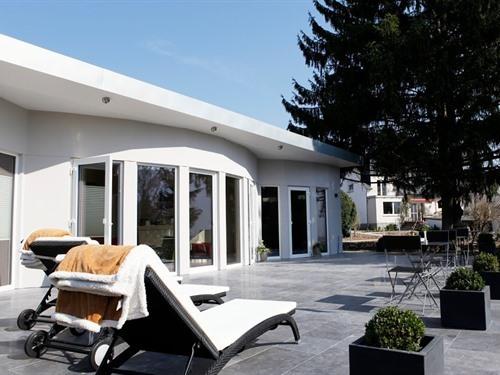 Gartenvilla Terrasse