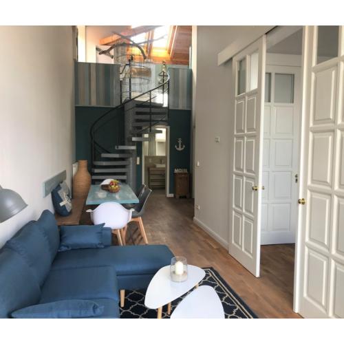 Apartment mit Terrasse-Apartment-Groß-Eigenes Badezimmer - Basistarif