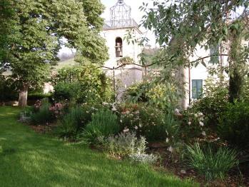 Jardin & Campanile