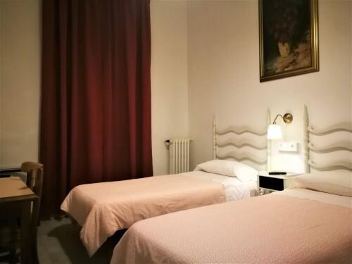 Doble amb dos llits-Bany a l'habitació - Tarifa Base