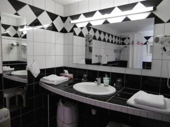 salle d'eau de la chambre 1