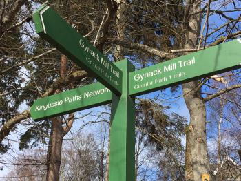 Local walks in and around Kingussie