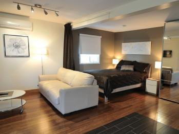 Résidence Touristique Chicoutimi - Appartement (Loft)