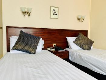 Twin room-Ensuite with Shower-TWIN ROOM - Base Rate