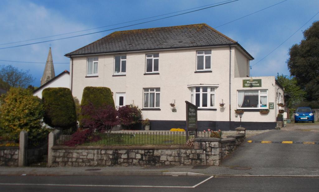 Penarth Guest House, St Blazey Gate, Par