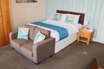 Double room-Deluxe-Ensuite-Sea View - Base Rate
