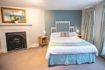 Jade room - double room ensuite