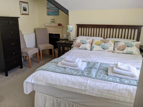Double room-Superior-Ensuite-Room 4 - Base Rate