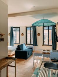 Coté Mer 35 m² 4 pers