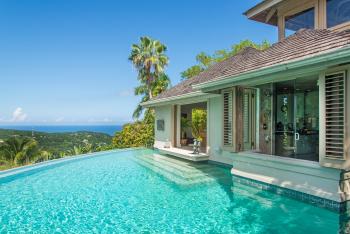 Master Villa Pool