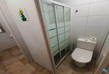 Baño Habitación Compartida