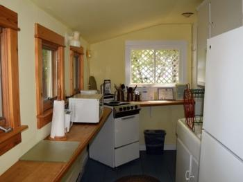 Compact Full Kitchen